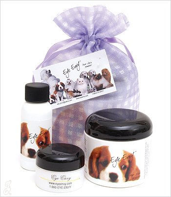 Eye Envy Dog Tear Stain Remover Kit